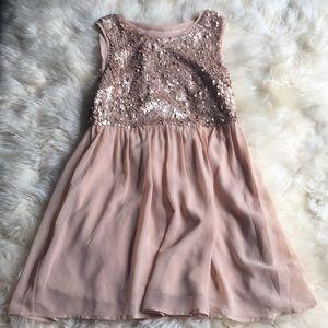 Forever 21 sequins dress